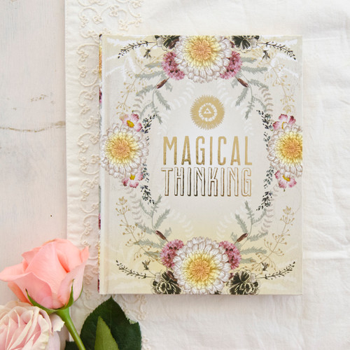 Magical Thinking Journal by Papaya Art