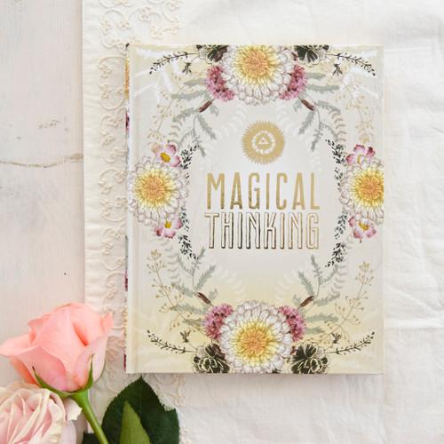 Magical Thinking Journal by Papaya Art