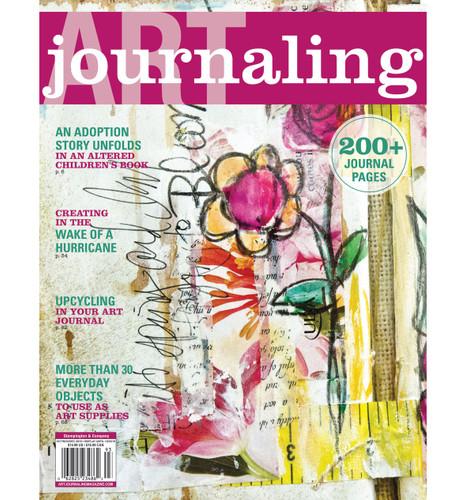 Art Journaling Autumn 2019 — Digital Only