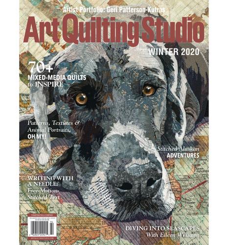 Art Quilting Studio Winter 2020