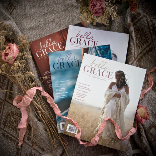 Celebrating She Bella Grace Four-Issue Bundle