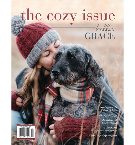The Cozy Issue Volume 3 – New!