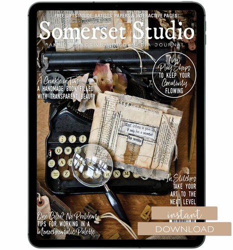 Somerset Studio Spring 2020 Instant Download