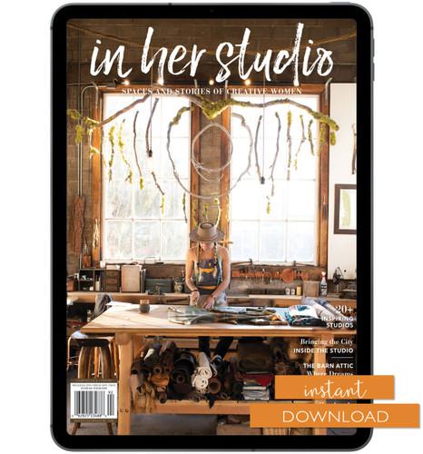 In Her Studio Summer 2019 Instant Download