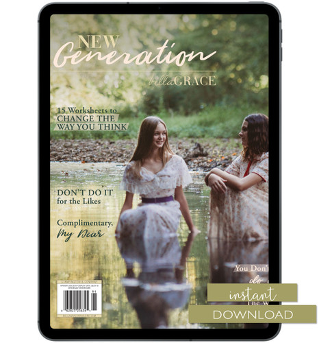 Bella Grace New Generation Issue 3 Instant Download