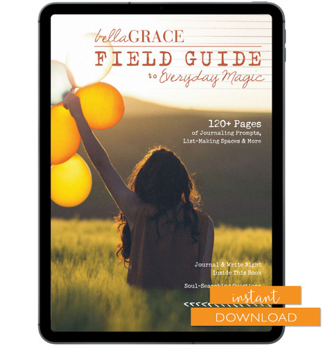 Field Guide to Everyday Magic Issue 5 Instant Download