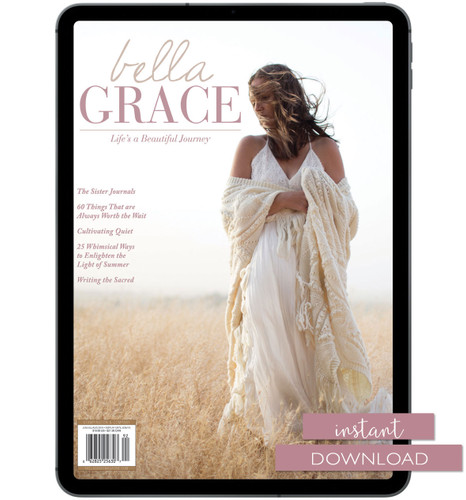 Bella Grace Issue 20 Instant Download