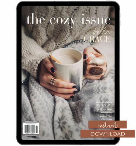 The Cozy Issue Volume 2 Instant Download
