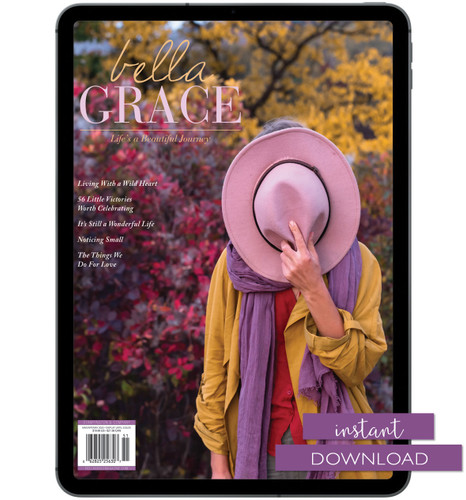 Bella Grace Issue 23 Instant Download