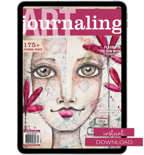 Art Journaling Winter 2019 Instant Download