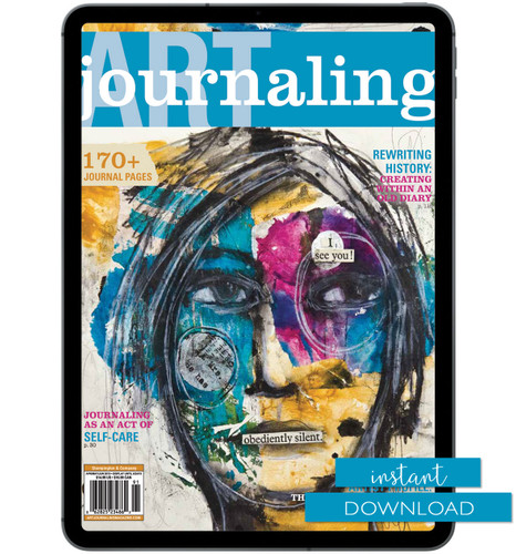 Art Journaling Spring 2019 Instant Download
