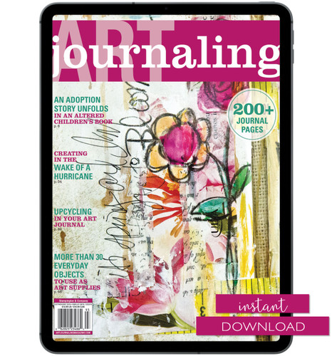 Art Journaling Autumn 2019 Instant Download