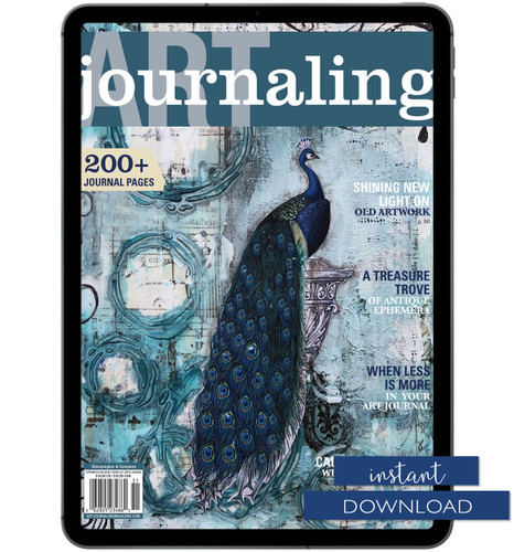 Art Journaling Spring 2020 Instant Download