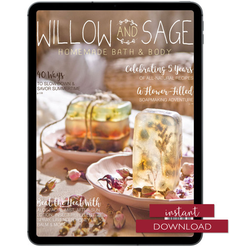 Willow and Sage Summer 2019 Instant Download