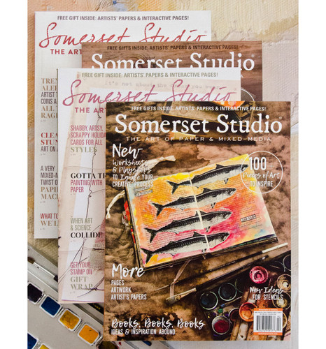 Somerset Studio Premium Subscription Bundle