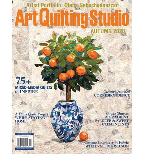 Art Quilting Studio Autumn 2020