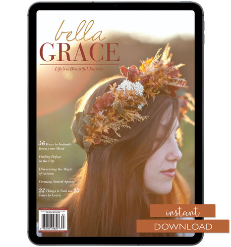 Bella Grace Issue 9 Instant Download