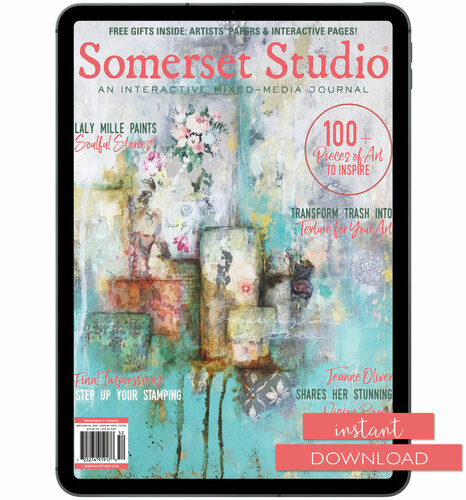 Somerset Studio Summer 2020 Instant Download