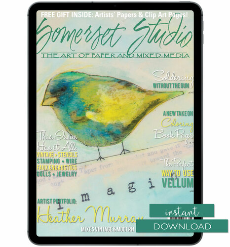 Somerset Studio May/Jun 2014 Instant Download