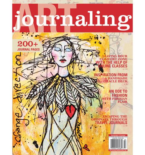 Art Journaling Autumn 2020 — New!