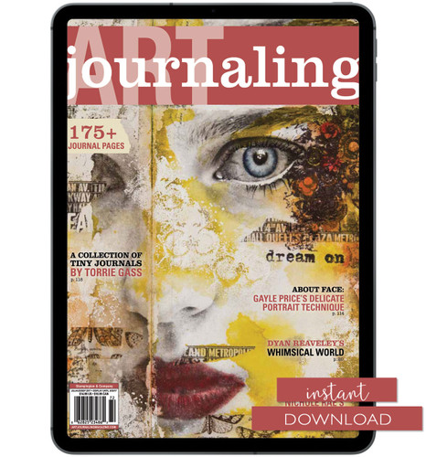 Art Journaling Summer 2017 Instant Download