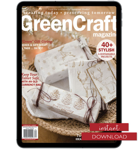 GreenCraft Magazine Winter 2018 Instant Download