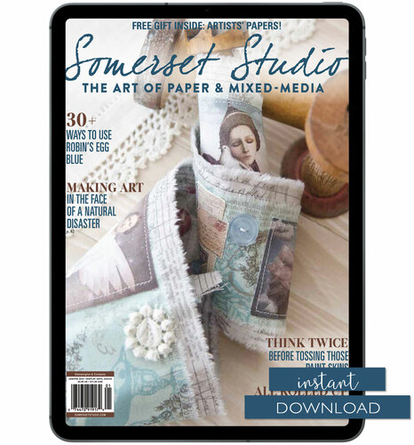 Somerset Studio Jan/Feb 2018 Instant Download