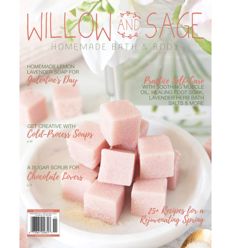 Willow and Sage Spring 2021 – Available February 1st