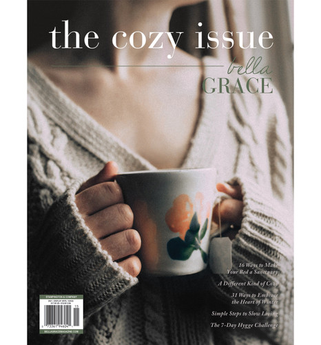 The Cozy Issue Volume 4 — Coming Soon