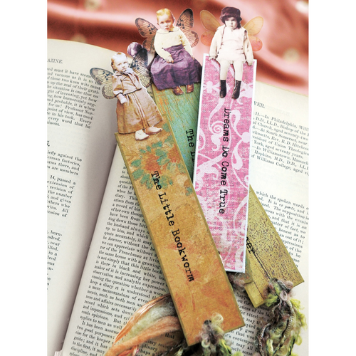 [On the Blog]: DIY Bookmarks 5 Ways