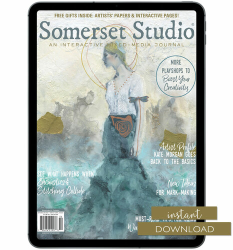 Somerset Studio Winter 2021 Instant Download