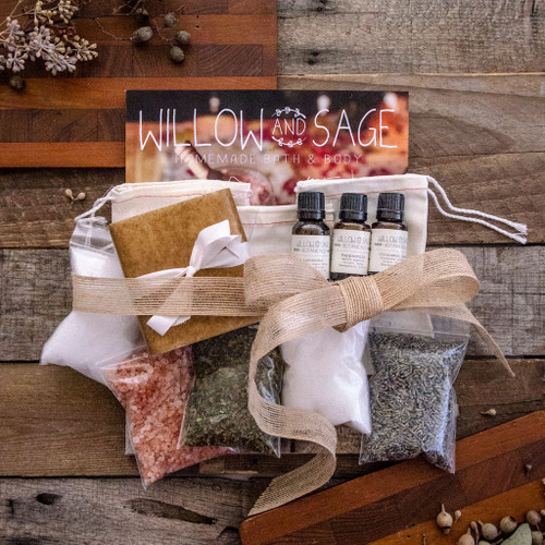 Willow and Sage Deluxe Starter Set