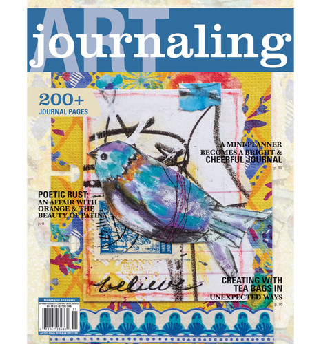 Art Journaling Spring 2021 – New!