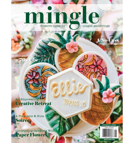 Mingle Spring 2021 – New!
