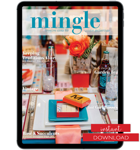 Mingle Winter 2021 Instant Download