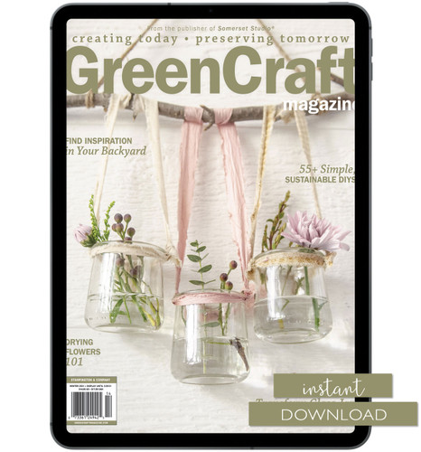 GreenCraft Winter 2021 Instant Download