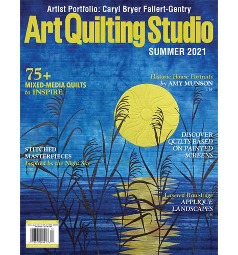 Art Quilting Studio Summer 2021