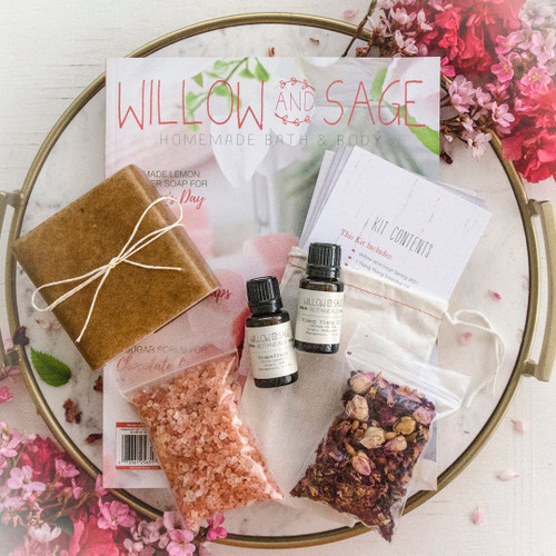 Romance Willow and Sage Starter Set