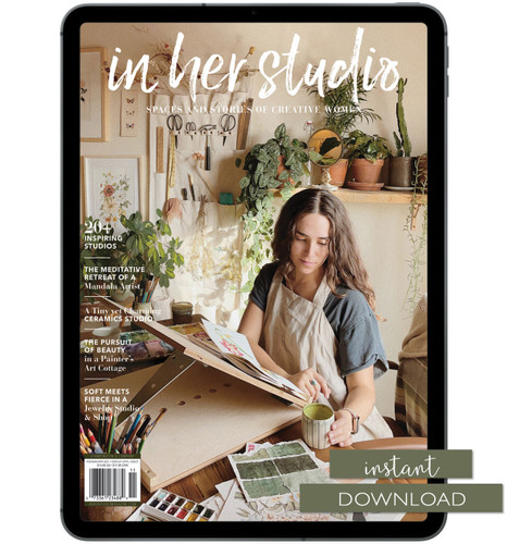 In Her Studio Spring 2021 Instant Download