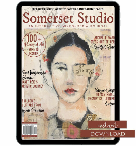 Somerset Studio Spring 2021 Instant Download