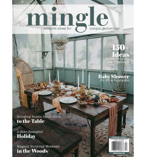 Mingle Summer 2021  – New!
