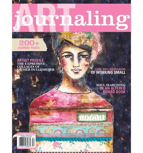 Art Journaling Summer 2021 – New!