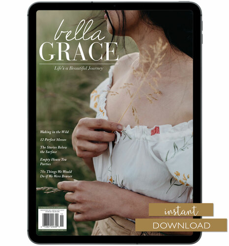 Bella Grace Issue 27 Instant Download