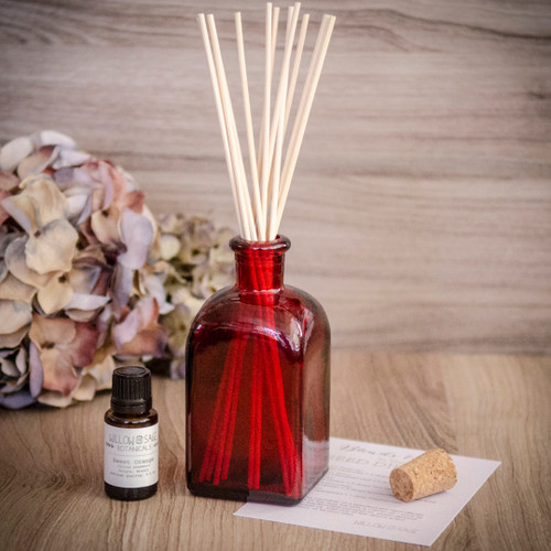 Sweet Orange Essential Oil Diffuser Kit