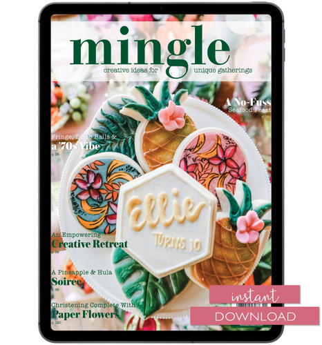 Mingle Spring 2021 Instant Download