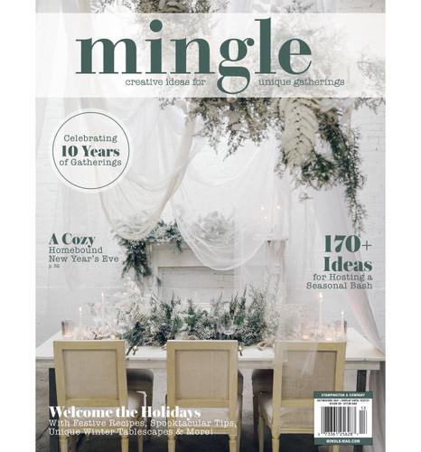Mingle Autumn 2021 – New!