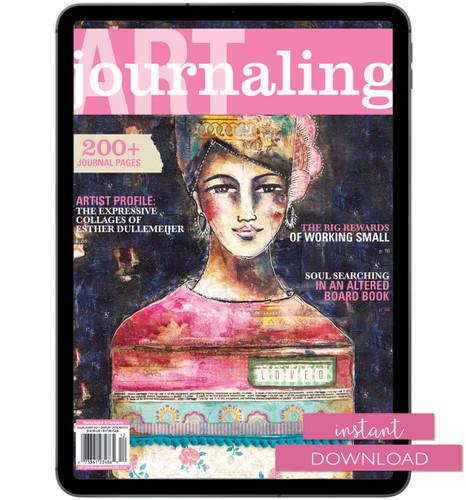 Art Journaling Summer 2021 Instant Download