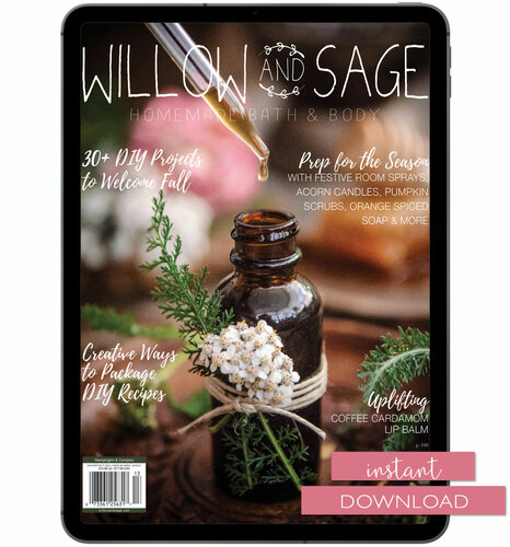 Willow and Sage Autumn 2021 Instant Download