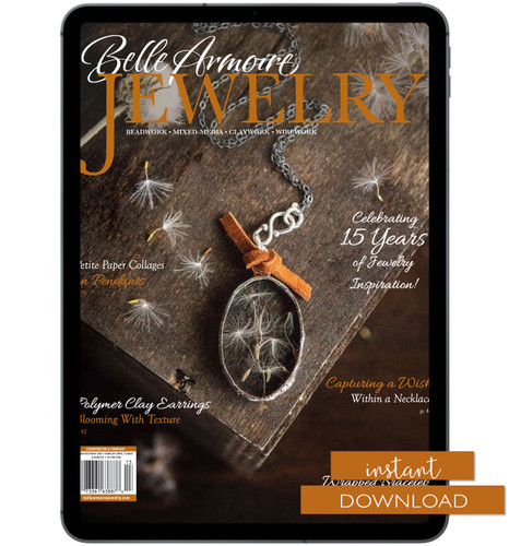 Belle Armoire Jewelry Autumn 2021 Instant Download
