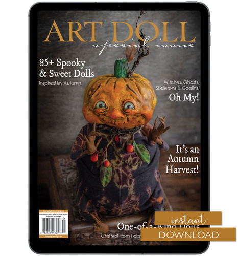 Art Doll Special Edition Instant Download